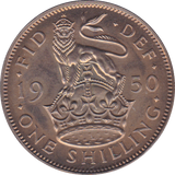 1950 SHILLING ( PROOF ) ENG