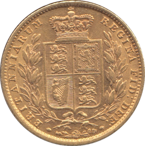 1857 SOVEREIGN ( GVF )