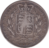 1844 CROWN ( GF ) VIII CINQ