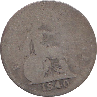 1840 FOURPENCE ( FAIR )