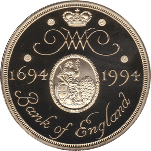 1994 TWO POUND PROOF £2 BANK OF ENGLAND