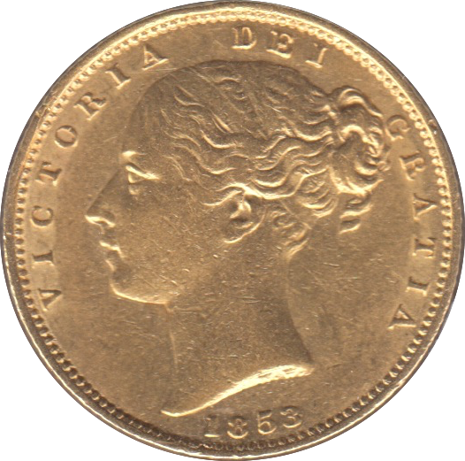 1853 SOVEREIGN ( EF ) B