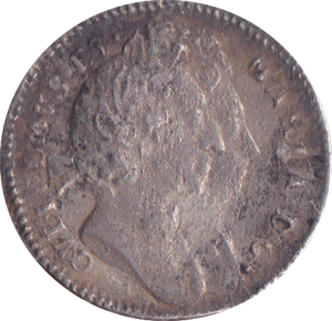1693 MAUNDY THREEPENCE ( GF )
