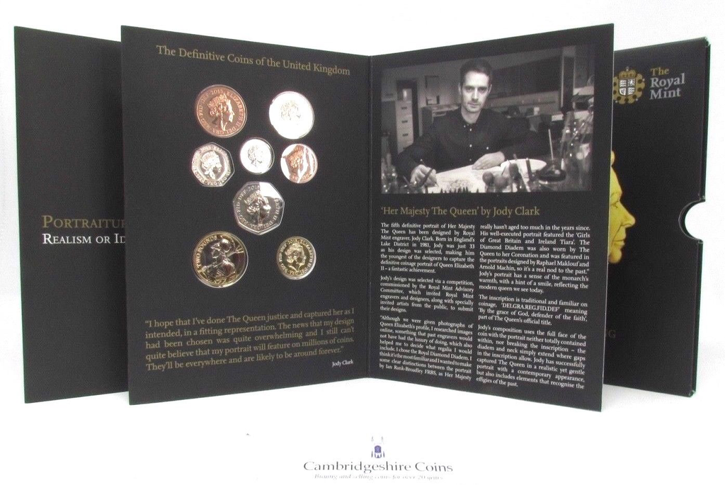 2015 BRILLIANT UNCIRCULATED COIN YEAR SET