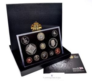 2008 ROYAL MINT PROOF SET