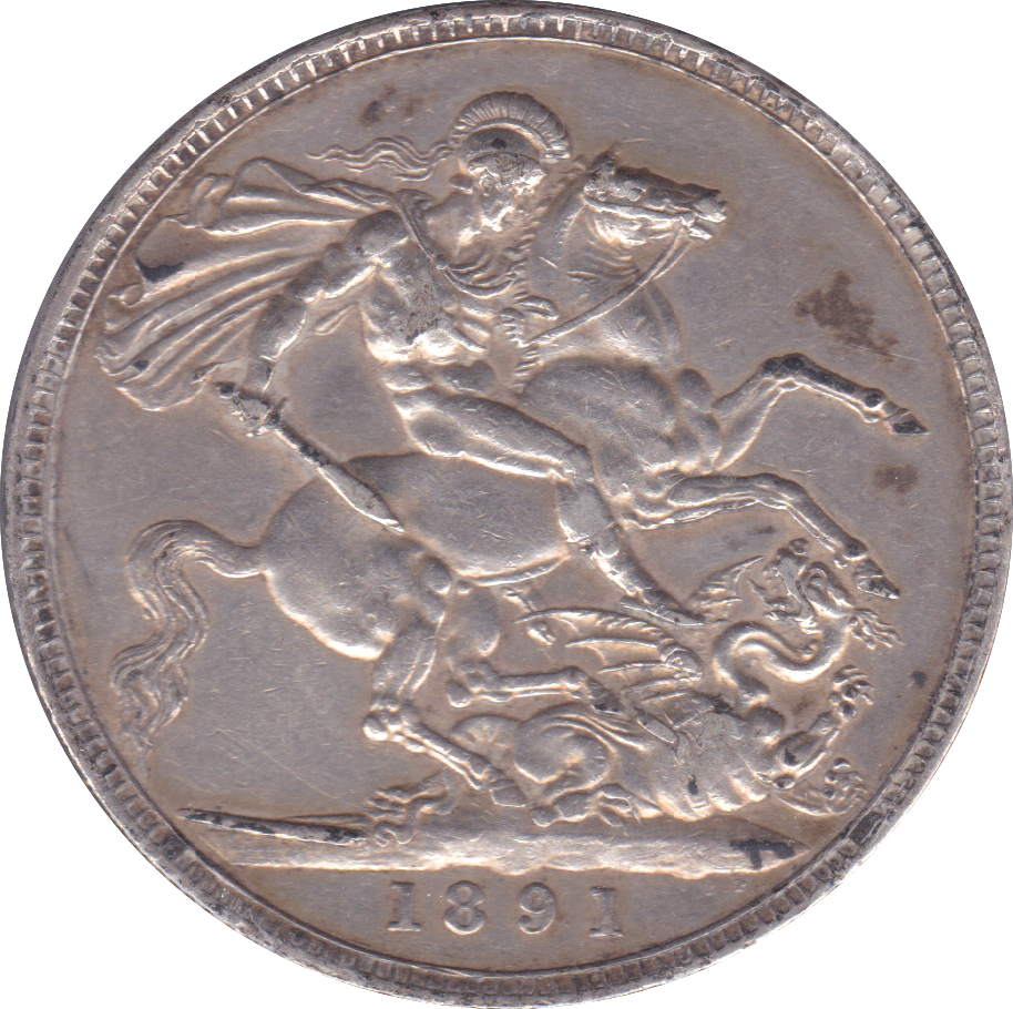 1891 CROWN ( GVF ) B