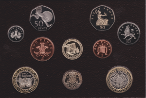 2004 ROYAL MINT PROOF SET