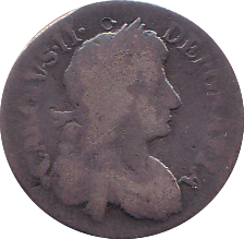 1679 MAUNDY FOURPENCE ( FAIR )