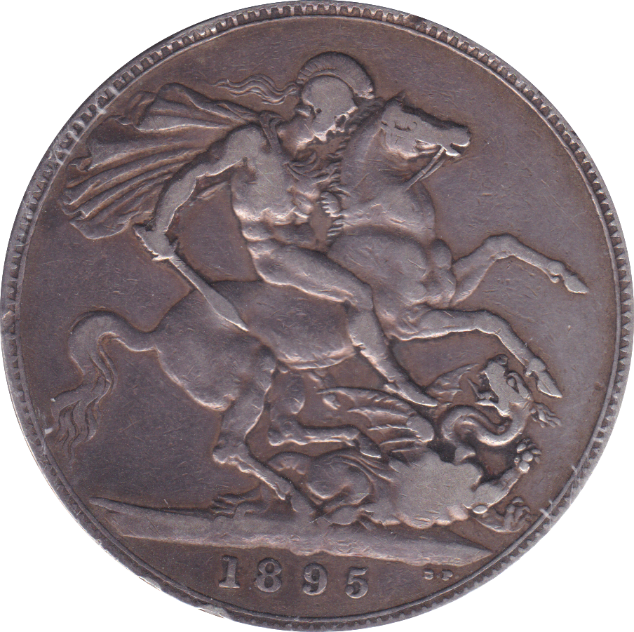 1895 CROWN ( VF ) LIX