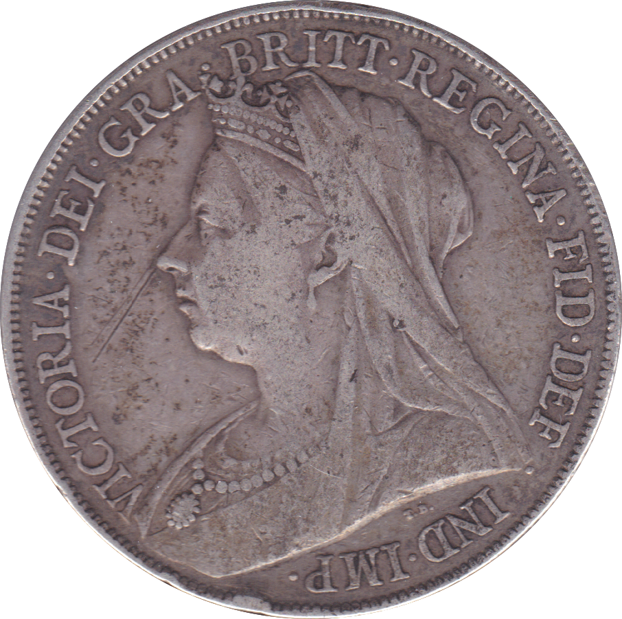 1898 CROWN ( F ) LXII