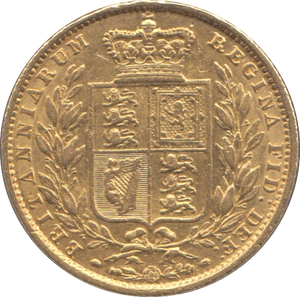 1854 SOVEREIGN ( GVF ) INCURSE