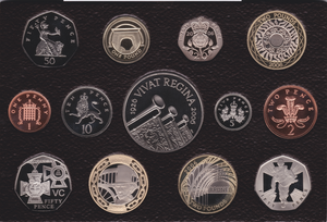 2006 ROYAL MINT PROOF SET
