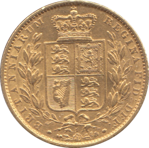 1863 SOVEREIGN ( GVF ) B