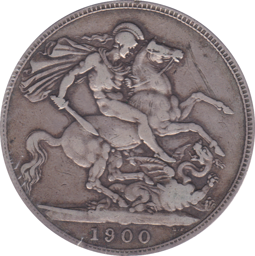 1900 CROWN ( GF ) LXII E