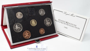 1988 ROYAL MINT PROOF SET DELUXE
