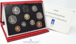 1992 ROYAL MINT PROOF SET DELUXE