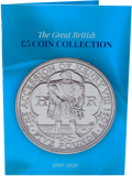 NEW 2019 Edition £5 Coin Collection Coin Hunt Collectors Album