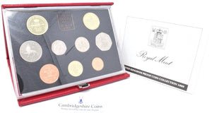 1989 ROYAL MINT PROOF SET DELUXE