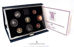 1984  ROYAL MINT PROOF SET