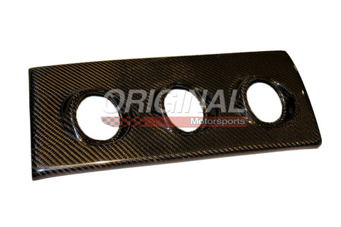 Supra Carbon Fibre Glove Box Gauge Pod, 60mm