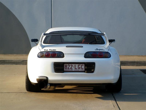 TRD Supra Wings With Carbon Fibre Centre Blade