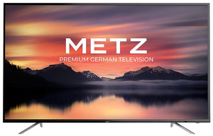 METZ 108 cm (43 inches) 4K Ultra HD Certified Android Smart LED TV M43U2 (Grey)