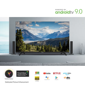 METZ 101 cm (40 inches) Full HD Certified Android Smart LED TV M40E20