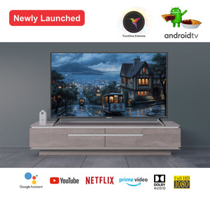METZ 107 cm (42 inches) Full HD Android Smart LED TV M42E10