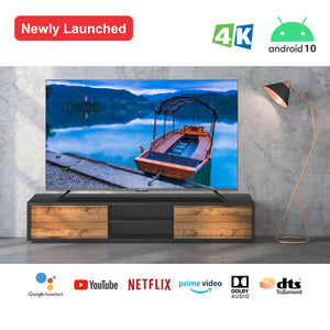 METZ 108 cm (43 inches) 4K Ultra HD Android Smart LED TV M43G3