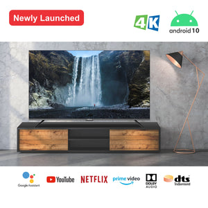METZ 125 cm (50 inches) 4K Ultra HD Certified Android Smart LED TV M50G3