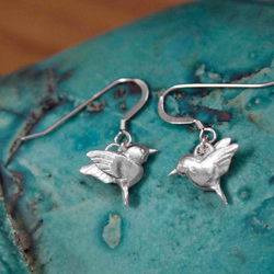 Little Hummingbird Earrings
