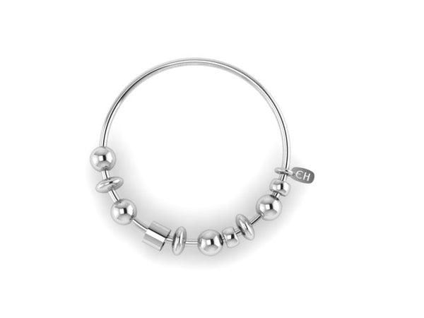 Personalised Blessings Bangle