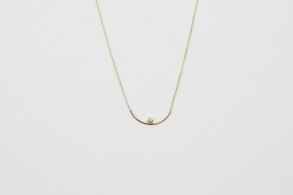 Scoop Necklace