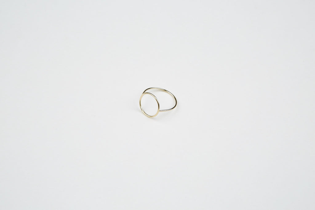 Thin line Void ring