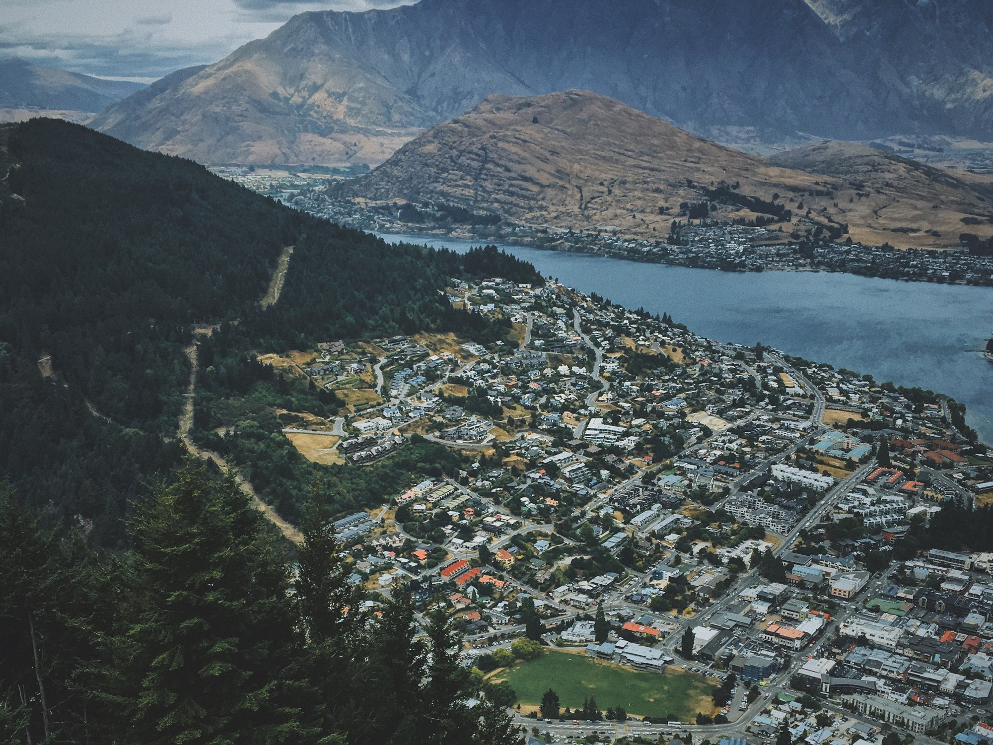 postcards from queenstown
