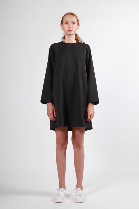 aisoi dress black