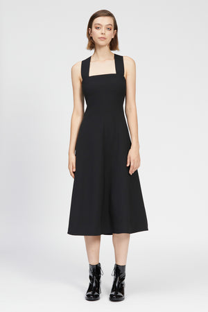 alvera dress black
