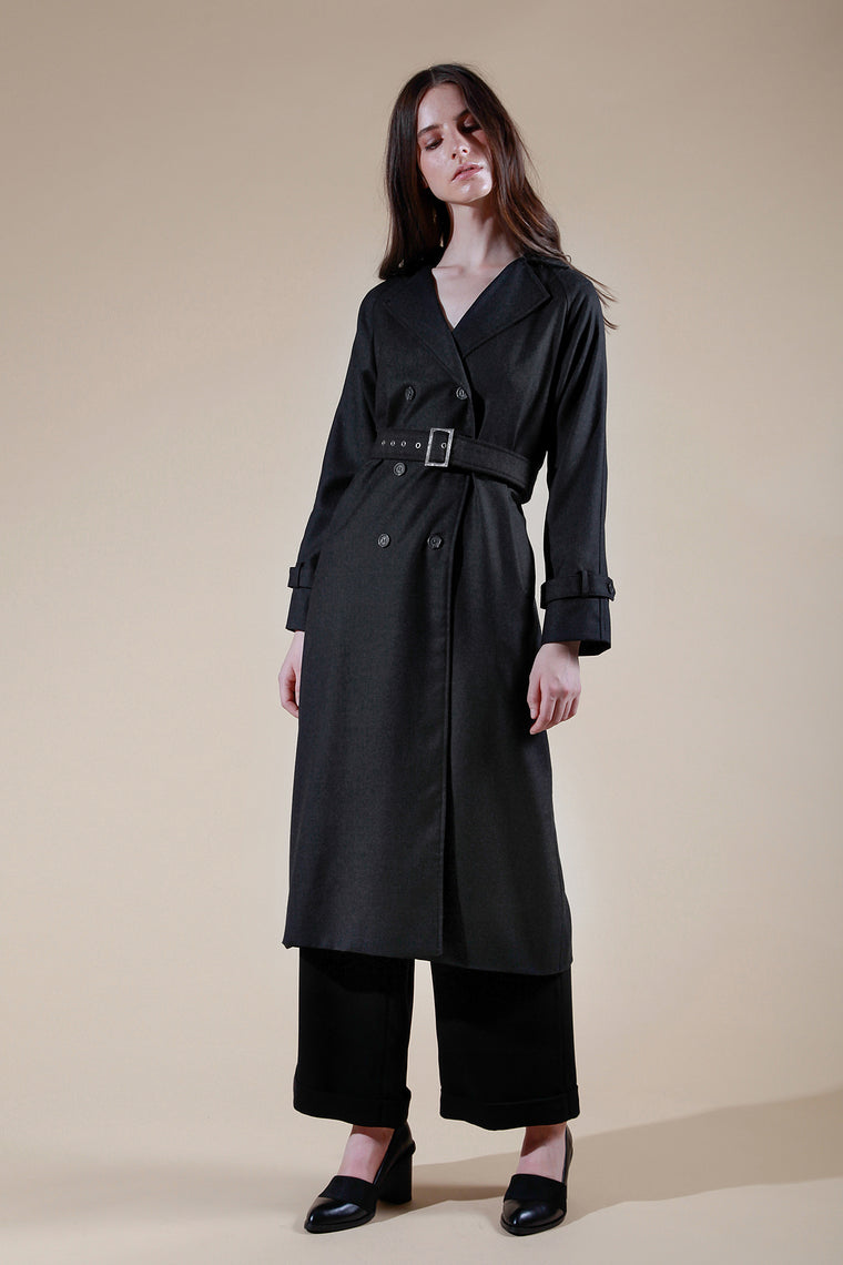 avenue trench charcoal marl