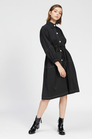 cadore dress black