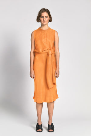 cai dress marigold