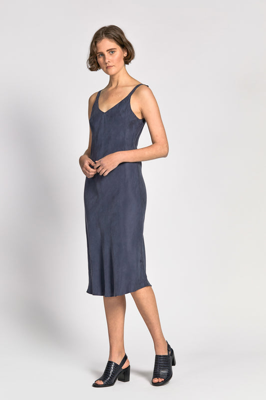 cai dress navy