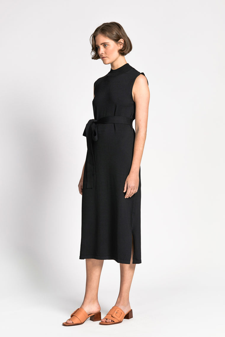 cam dress black