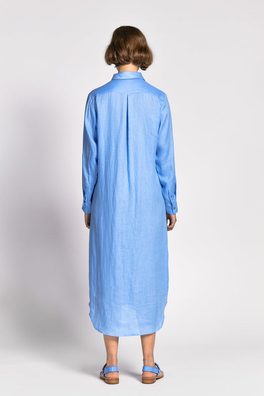 dinh dress blue