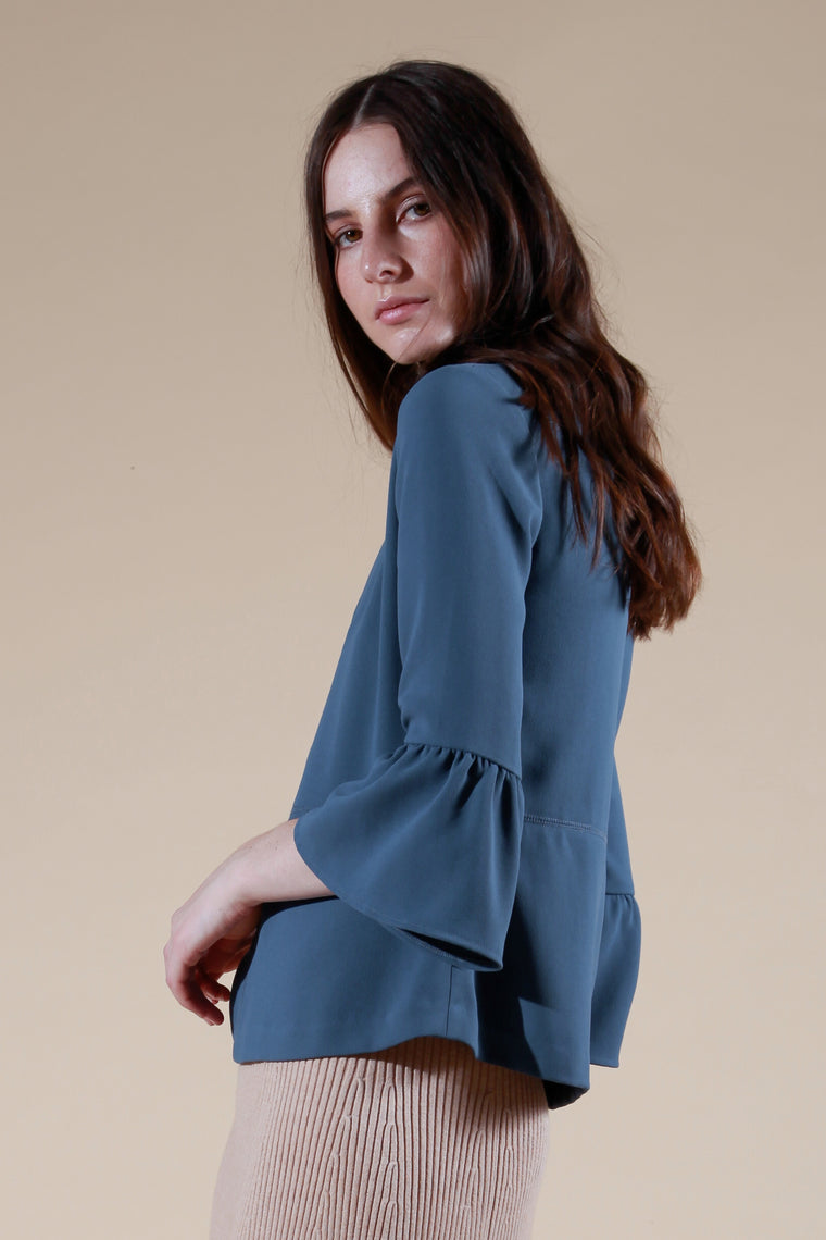 empereire top dark blue