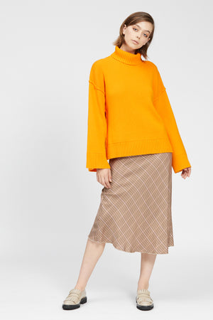 giavo jumper orange