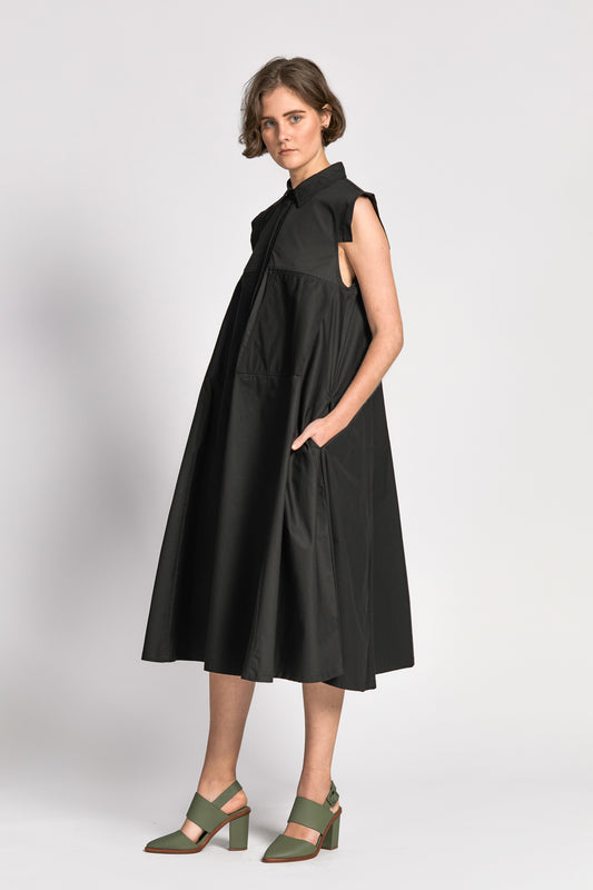 haere dress black