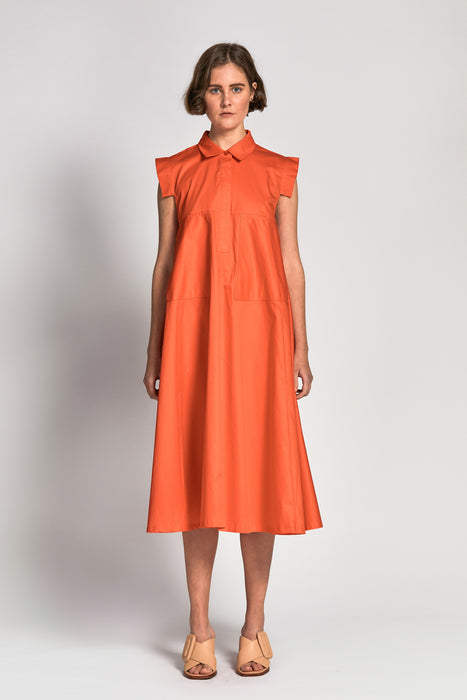 haere dress orange