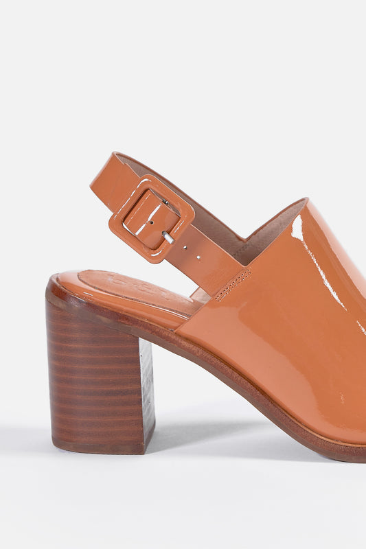 hanoi heel orange