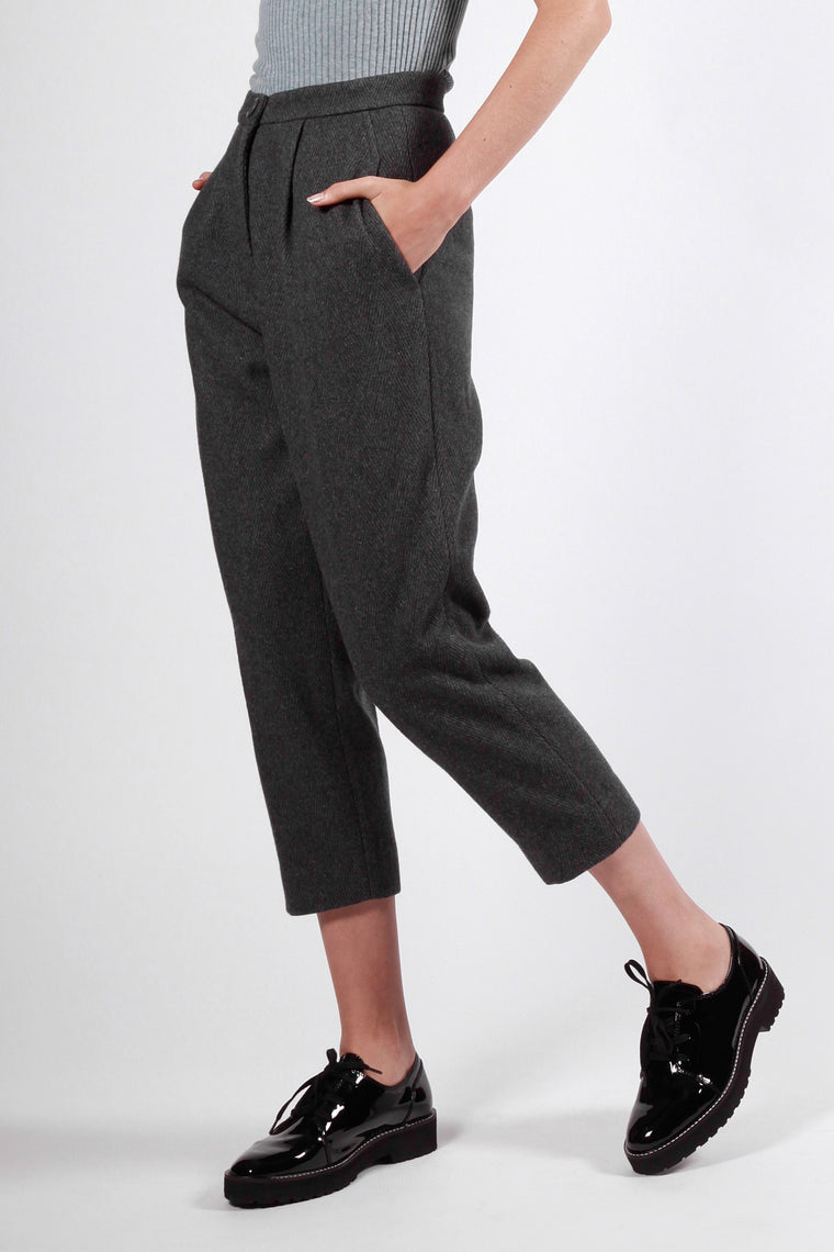 kelly pant charcoal