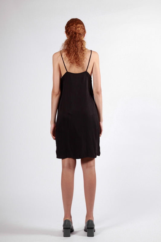 kina dress black